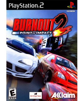 PS2 - Burnout 2 - Point of Impact