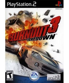PS2 - Burnout 3 Takedown