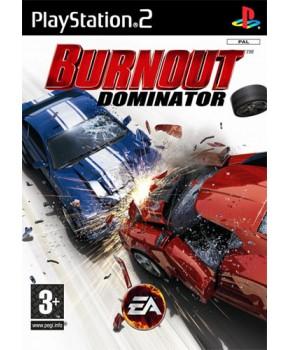 PS2 - Burnout Dominator