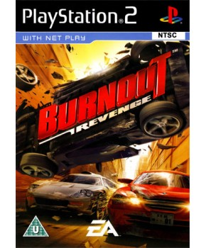 PS2 - Burnout Revenge
