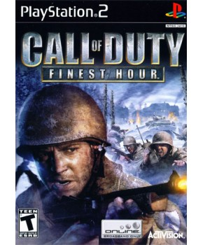 PS2 - Call of Duty - Finest Hour