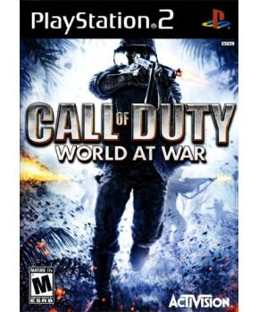 PS2 - Call of Duty - World at War