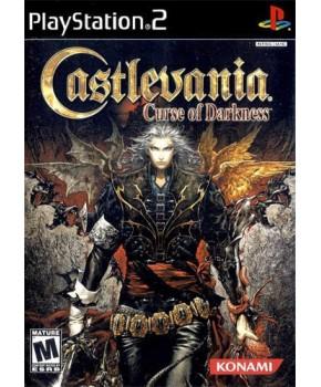 PS2 - Castlevania Curse of Darkness