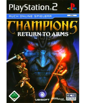 PS2 - Champions Return To Arms
