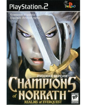 PS2 - Champions Of Norrath Realms Of Everquest