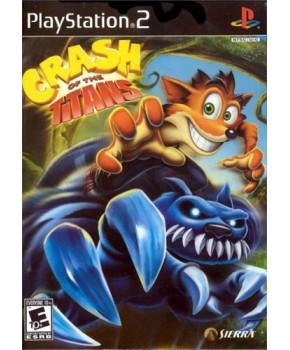 PS2 - Crash Of The Titans
