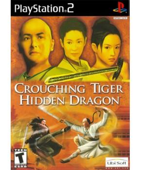 PS2 - Crouching Tiger Hidden Dragon