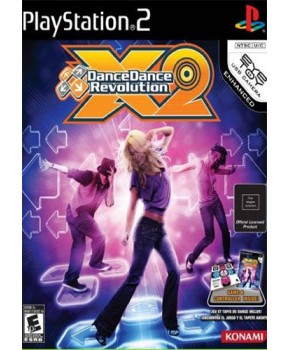 PS2 - Dance Dance Revolution X-2