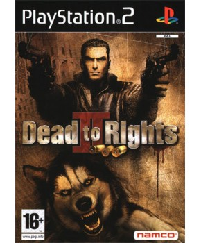 PS2 - Dead To Rights II