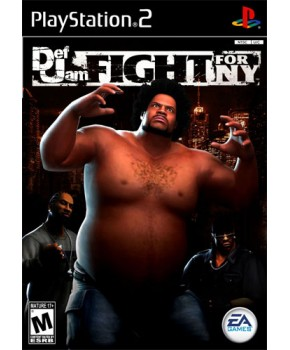 PS2 - Def Jam - Fight for NY