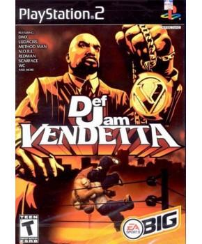 PS2 - Def Jam Vendetta