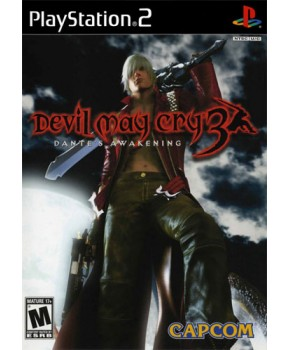 PS2 - Devil May Cry 3