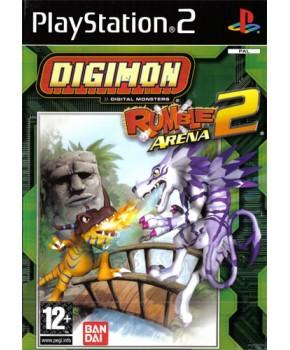 PS2 - Digimon Rumble Arena 2