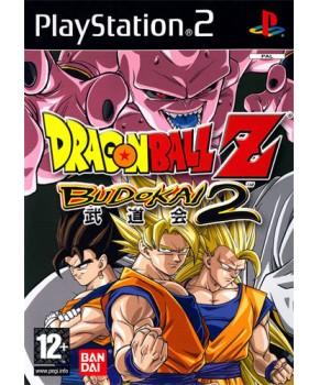 PS2 - Dragon Ball Z Budokai 2