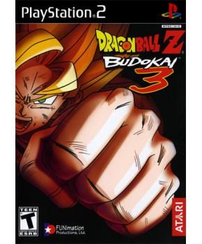 PS2 - Dragon Ball Z Budokai 3