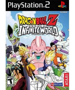 PS2 - Dragon Ball Z Infinite World