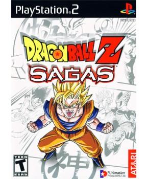 PS2 - Dragon Ball Z Sagas