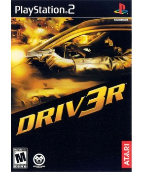 PS2 - Driver 3