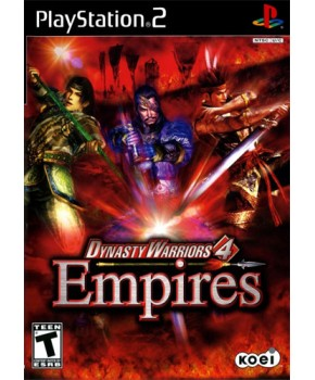PS2 - Dynasty Warriors 4 Empires