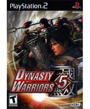 PS2 - Dynasty Warriors 5