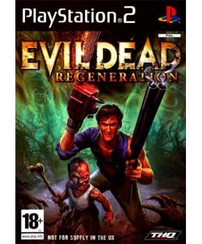 PS2 - Evil Dead Regeneration