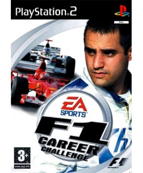PS2 - F1 Career Challenge