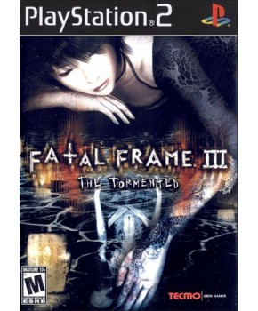 PS2 - Fatal Frame 3 - The Tormented