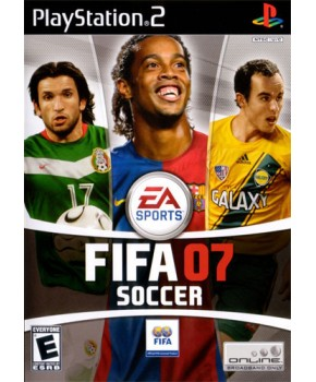 PS2 - FIFA 2007