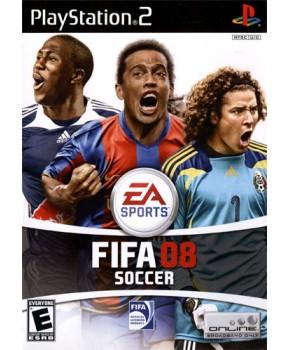 PS2 - FIFA 2008