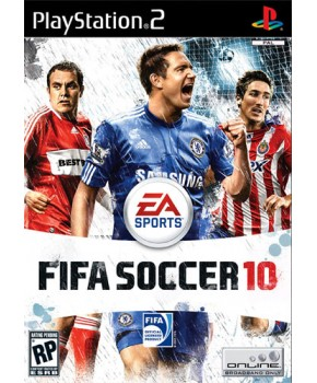 PS2 - FIFA 2010