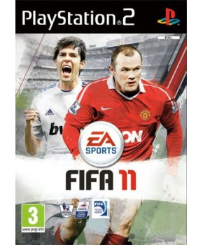 PS2 - FIFA 2011