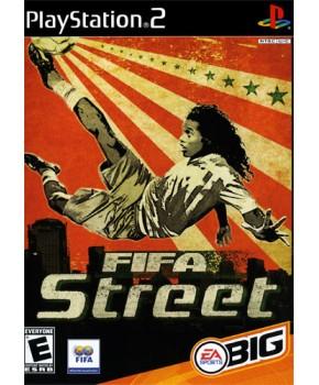 PS2 - FIFA Street