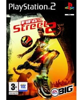 PS2 - FIFA Street 2