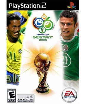 PS2 - FIFA World Cup 2006