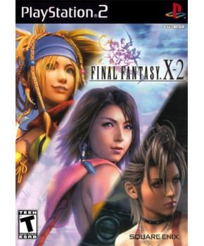 PS2 - Final Fantasy X-2