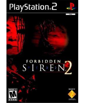 PS2 - Forbidden Siren