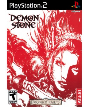 PS2 - Forgotten Realms - Demon Stone