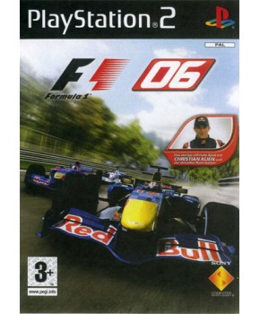 PS2 - Fórmula 1 2006