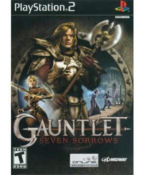 PS2 - Gauntlet Seven Sorrows