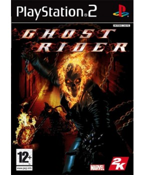 PS2 - Ghost Rider