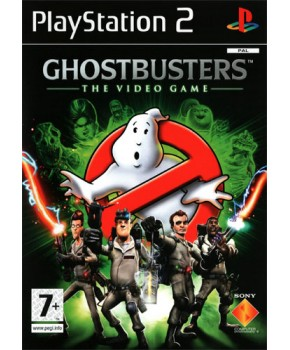 PS2 - Ghostbusters The Video Game