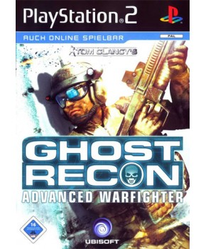 PS2 - Ghost Recon Advanced Warfighter
