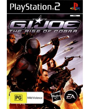 PS2 - G.I. Joe - The Rise of Cobra