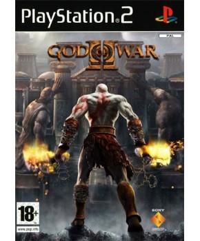 PS2 - God of War II
