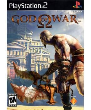 PS2 - God of War