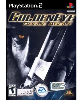 PS2 - Goldeneye - Rogue Agent