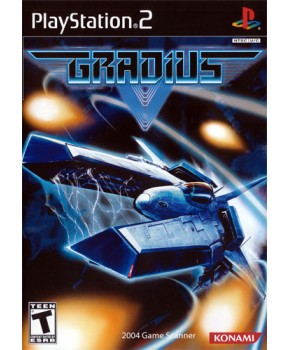 PS2 - Gradius V