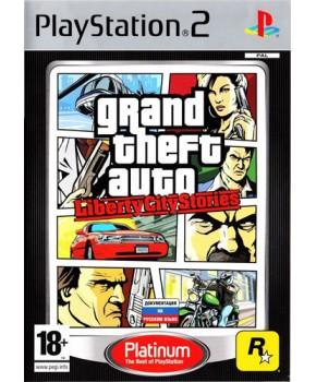 PS2 - Grand Theft Auto - Liberty City Stories