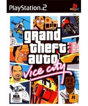 PS2 - Grand Theft Auto - Vice City