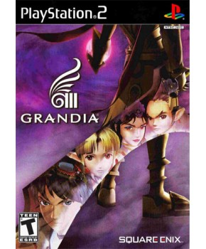 PS2 - Grandia 3